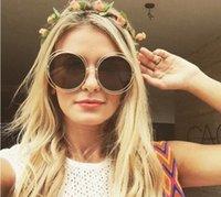 Wholesale 2016 Women s Designer Classics Fashion Accessories Eyewear Sunglasses Retro Vintage Oversized Womens Sunglasses Plastic Frame Glasses