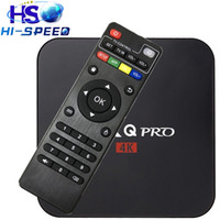 Cheap Quad Core mxq pro tv box Best Included Full HD mxq pro 4k tv box