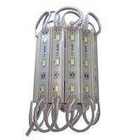 Wholesale LED Module light lamp SMD IP65 waterproof LED modules for sign letters LED back light SMD leds DC V backlight DHL