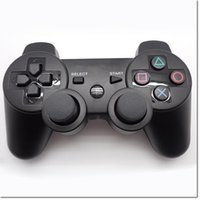 Wholesale PS3 Wireless Bluetooth Game Controller for Playstation PS3 Console Video Games Joystick Gamepad SixAxis Vibration