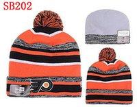 american flyer - Philadelphia Beanies Winter High Quality Beanie For Men Flyers beanie American Hockey Women Skull Caps Skullies Knit Cotton Hats