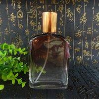 Wholesale The ex factory price of ml perfume bottles glass perfume bottles of perfume spray atomizer
