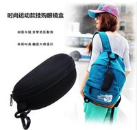Wholesale high quality large EVA portable sunglasses cases OEM is availabel
