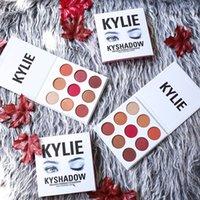 Wholesale Kylie Jenner Newest Kyshadow Palette Burgundy Eyeshadow Of Your Dreams Makeup Eye Shadow
