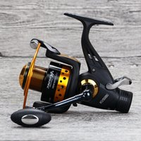 arm cnc - KV30 Fishing Reels Metal Head Front Back Brake Ocean Spinning Hand Wheel bb CNC Rocker Arm