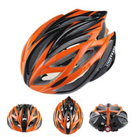 Wholesale LIVESTRONG Cycling Helmets holes Fashion Cycling Protective Gear Highway Road Mountain bike helmet yellow red orange silver blue green