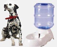 Wholesale 3 L Portable Dog Automatic Feeder Large Capacity Pet Water Bowl Anti Slip Cat Drinking Bowl