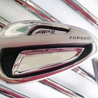 Wholesale New A P Golf clubs P Golf irons set Golf Steel shaft and Golf headcover Irons clubs