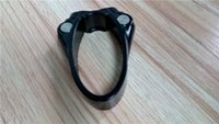 alloy seat clamp - 2016 newest Seatpost Clamp for PINA FRAME Titanium Alloy Bicycle Road Bike Pipe Clamps Seat Tube Clip Seatpost Clamp