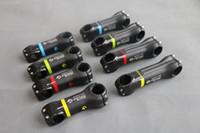 bicycle tube stems - Carbon stem Bicycle Stem cycling MTB Road bike handlebar tube x mm angle