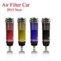 Wholesale NEW High Quality Mini Protable Car Air Purifier Auto Car s Oxygen Bar Ozone Air Fresher Cleaner For Car Life Hot Selling H035