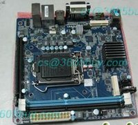 Wholesale Asl h61 motherboard needle all solid state itx motherboard belt hdmi hd dual mini pci
