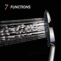 Wholesale 7 Spray Settings quot Rainfall High Pressure Shower Head Disassembly with Consistent Powerful Rain Spray Showerhead