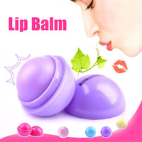 Wholesale Ball Lip Balm Lipstick Lip Protector Sweet Taste Embellish Lip Ball Makeup Lipstick Gloss Cosmetic Accessories