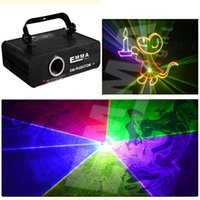 Wholesale 1 watt D colorful laser animation laser bar and disco laser light wedding decorations Sale Seller