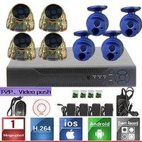 Wholesale FKH093 CH AHD L DVR eCloud HDMI P VGA BNC Output TVL CMOS LEDS Day Night IR cut Cameras IP66