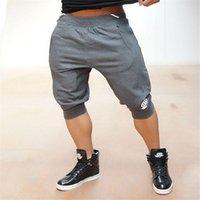 Wholesale Hot Sale cotton Men Shorts Mens Gym Sport Jogging Beach Trousers Short Casual Solid Trousers summer casual shorts for Men