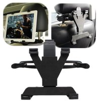 Kit stand stand Prix-Universal 7 - 13inch Kit Car Seat Retour Support Headrest Mont Support Support Pour Samsung Galaxy Tab 10.1 Tablet pour iPad 1-4 Mini