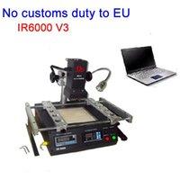 bga repair machine - IR6000 V Infrared BGA Rework Station Bga repair machine to Europe city free tax
