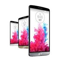 accessories lg - Original Unlocked LG G3 F400 GPS MP mAh GB RAM GB ROM Quad Core Bluetooth GPS WIFI Refurbished Smartphone