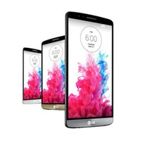 Wholesale Original Unlocked LG G3 F400 GPS MP mAh GB RAM GB ROM Quad Core Bluetooth GPS WIFI Refurbished Smartphone