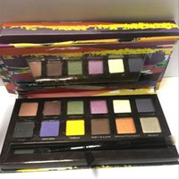 artist logos - 2016 Hot Brand Artist Palette g Colors Eye Shadow Pallette with logo Good Quality