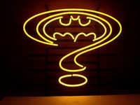 art glass marks - New Question mark Real Glass Retro Neon Art Sign Home Bar Windows Wall Sign