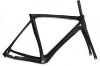 Wholesale UD Full Carbon fiber Bicycle Frame Matte Glossy Road Bicycle Bike BB30 Frame Bicycle Fork Size cm cm cm cm cm