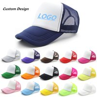 beach logo designs - High Qualityl Baseball Hat Oem Blank Baseball Cap For Summer Dress Custom Your Own Design Logo Print