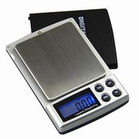 Wholesale pieces g x g Electronic Digital Jewelry Scales Portable Kitchen Scales Balance