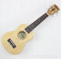 Wholesale 21 quot Acoustic guitar uk Rosewood Fretboard Ukulele guitarra Musical Instrument
