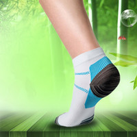 athletic pain - 200 pairs Foot Compression Socks For Plantar Fasciitis Heel Spurs Pain Sport Running Sock For Men And Women