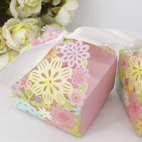 Wholesale 1pcs Candy Box Sample Wedding Favor Christmas Anniversary Party Beautiful Gift Box