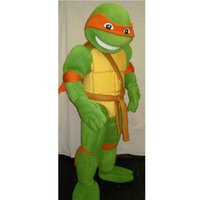 Wholesale 2016Hot Teenage Mutant Ninja Turtles mascot Teenage Mutant Ninja Turtles mascot costume