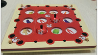 Wholesale Environmental Protection Wooden Memory Game Children s Educational Toys