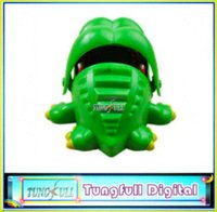 Wholesale New Cute Crocodile Mouth Dentist Bite Finger Game Funny Toy toy puzzle games toy golf game