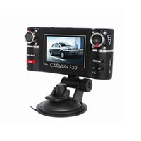 Wholesale S5Q HD Car DVR Camera Vehicle DVR Dual Lens Dash Cam Video Recorder Night Vision SOS AAADKL