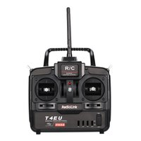 airplane s - Original RadioLink T4EU G FHSS CH Transmitter R7EH S CH Receiver for RC Helicopter Airplane RM5823