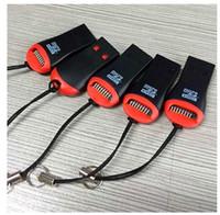 Wholesale Hot Sell New High Speed USB Mini Micro SD T Flash TF M2 Memory Card Reader Feb26