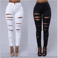Cheap Wholesale Plus Size Ripped Jeans | Free Shipping Wholesale ...