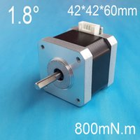 Wholesale 2016 New mm thickness stepper motor DC V Top quality Pulse motor NC D printing Automated production mm