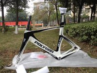 Wholesale Hot sale Carbon TT frame c road bike frame cm with front fork seat post head set BB68bsa