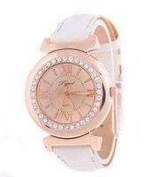 amazon crocodiles - Amazon belt table watches Crocodile grain ladies watch Quartz watch set auger watches manufacturer