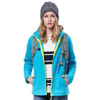 women s sweaters hoods , TECTOP NEW brand casual outdoor sport running sweater windproof autumn winter