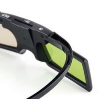 Wholesale 1pc G15 DLP D Active Shutter Projector Glasses Smart TV Glasses For Optoma LG Acer DLP LINK DLP Link Projectors Gafas D