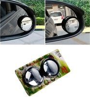 Wholesale Car Mirrors degree Adjustable Blind Spot Mirror Car Accessories One Pair GB005