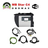Wholesale MB Star C4 New Compact SD C4 support over languages SD Connect C4 with WIFI MB Diagnostic tool for Benz