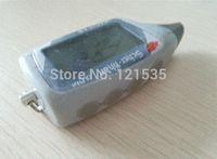 Fm two way car alarm Avis-Scher-Khan Magicar 5 porte-clés LCD à deux voies système d'alarme de voiture nouvelle télécommande / fm émetteur transmetteur fm