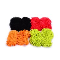 Wholesale 230pcs Dust Mop Slipper House Cleaner Lazy Floor Dusting Cleaning Foot Shoe Cover Dust Mop Slipper ZA0709