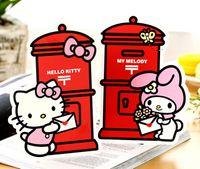 Wholesale Cute Cartoon Hello Kitty Melody Postcard Greeting Card Birthday Card Gift Card